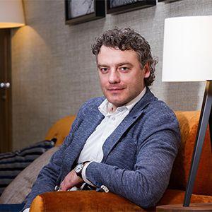 """Marius Pliuskys, UAB """"4D projektai"""" direktorius"""